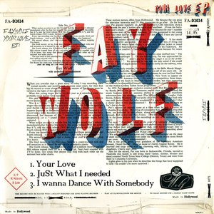 Fay Wolf альбом Your Love - Single