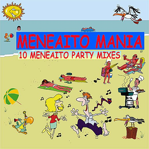 """Gaby альбом Meneaito Mania """"The Original Reggaeton Classic"""""""