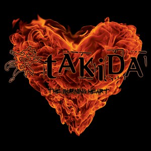 Takida альбом The Burning Heart