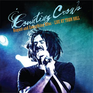 Counting Crows альбом August & Everything After - Live At Town Hall