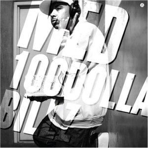 """MED альбом 100 Dolla Billz 12"""""""