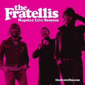 The Fratellis альбом 2006-04-10: NapsterLive