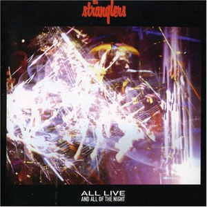 The Stranglers альбом All Live And All Of The Night