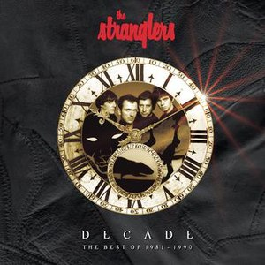 The Stranglers альбом Decade: The Best Of 1981 - 1990