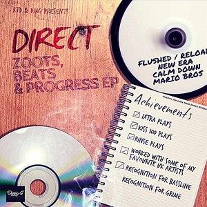 Direct альбом Zoots, Beats & Progress