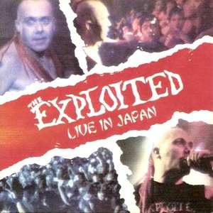 The Exploited альбом Live in Japan