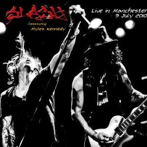 Slash альбом Live in Manchester