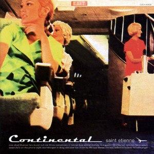Saint Etienne альбом Continental