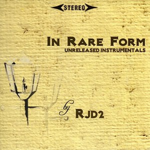 RJD2 альбом In Rare Form
