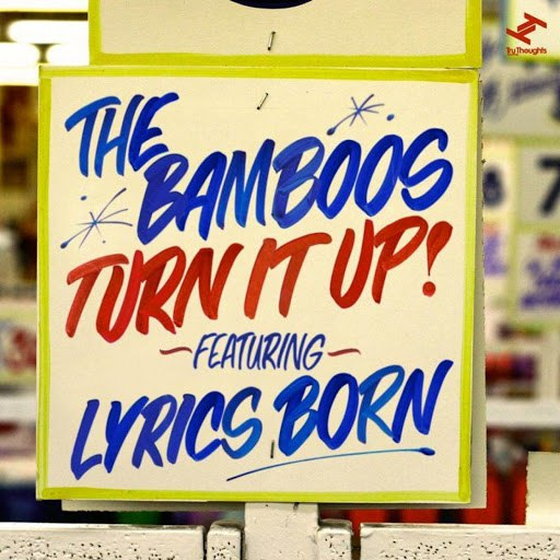 The Bamboos альбом Turn It Up EP