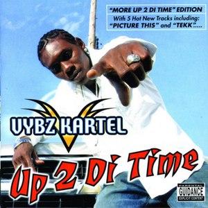 Vybz Kartel альбом More Up 2 Di Time