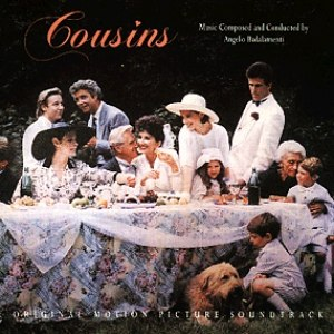 Angelo Badalamenti альбом Cousins