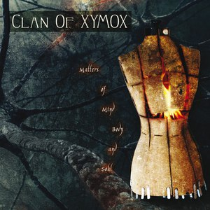 Clan Of Xymox альбом Matters of Mind, Body and Soul
