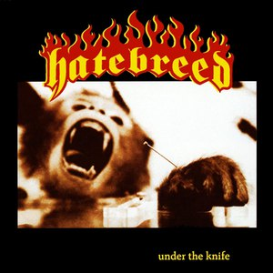 Hatebreed альбом Under The Knife