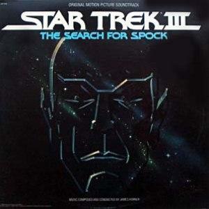 James Horner альбом Star Trek III: The Search for Spock