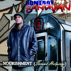 Homeboy Sandman альбом Nourishment (Second Helpings)
