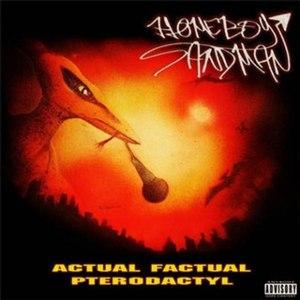 Homeboy Sandman альбом Actual Factual Pterodactyl