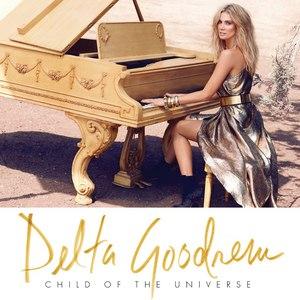 Delta Goodrem альбом Child Of The Universe