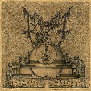 Mayhem альбом Esoteric Warfare