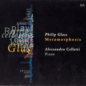 Philip Glass альбом Metamorphosis