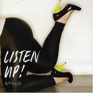 Gossip альбом Listen Up