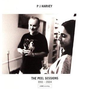 PJ Harvey альбом The Peel Sessions 1991 - 2004