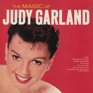 Judy Garland альбом The Magic Of Judy Garland
