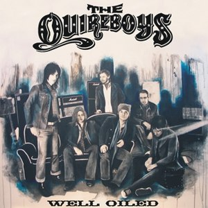 THE QUIREBOYS альбом Well Oiled