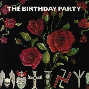 The Birthday Party альбом Mutiny!