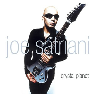 Joe Satriani альбом Crystal Planet