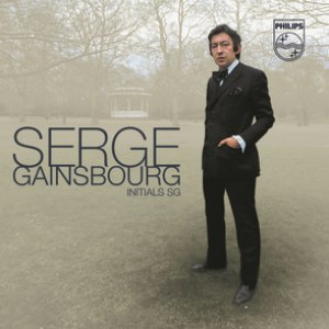 Serge Gainsbourg альбом Initials SG