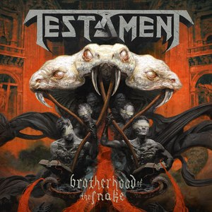 Testament альбом Brotherhood Of The Snake