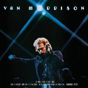 Van Morrison альбом It's Too Late To Stop Now