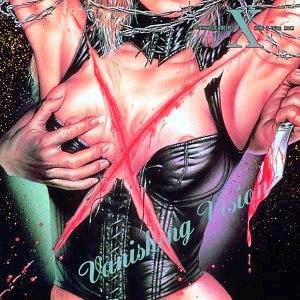 X альбом Vanishing Vision