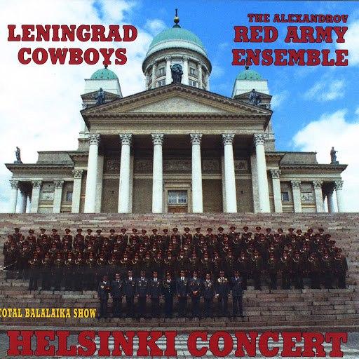 Leningrad Cowboys альбом Total Balalaika Show Helsinki Concert