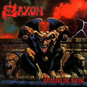 Saxon альбом Unleash The Beast