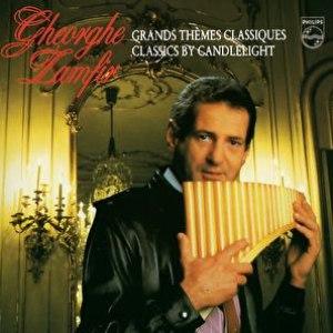Gheorghe Zamfir альбом Classics By Candlelight
