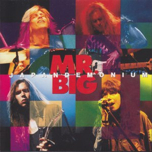 Mr. Big альбом Japandemonium