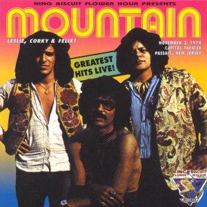 Mountain альбом Greatest Hits Live