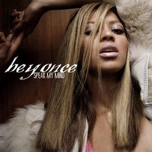 Beyoncé альбом Speak My Mind