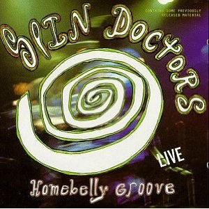 Spin Doctors альбом Homebelly Groove - Live