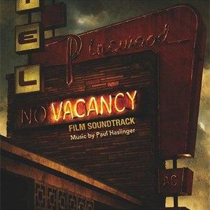Paul Haslinger альбом Vacancy