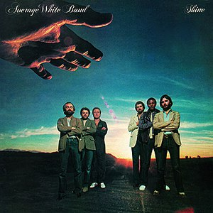 Average White Band альбом Shine