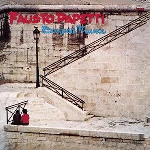 Fausto Papetti альбом Bonjour France
