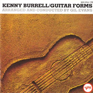 Kenny Burrell альбом Guitar Forms