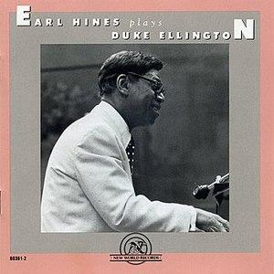 Earl Hines альбом Earl Hines Plays Duke Ellington