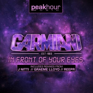 Garmiani альбом In Front of Your Eyes (Remixes)