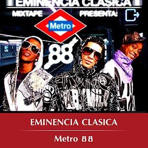 Eminencia Clasica альбом Metro 88