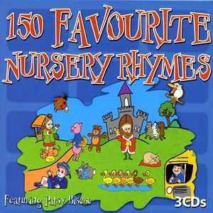 Patsy Biscoe альбом 150 Favourite Nursery Rhymes