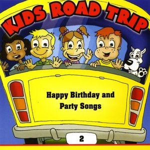 Patsy Biscoe альбом Kids Road Trip Vol. 2 - Happy Birthday & Party Songs